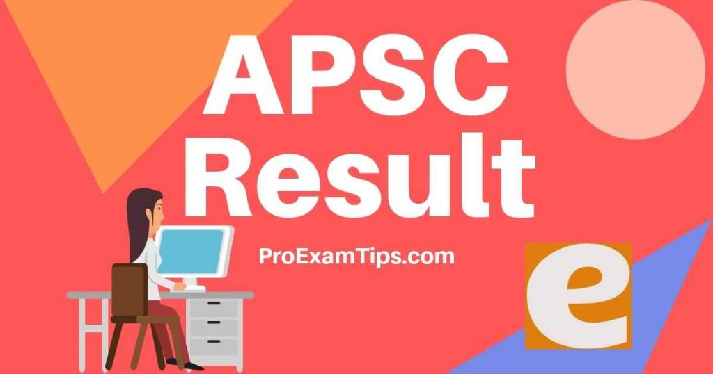 APSC Result