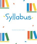 exam syllabus