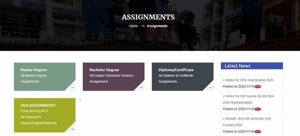 Download KKHSOU Assignment in a Single Click 1